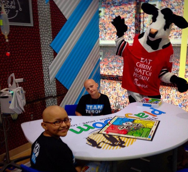 Timmy's Playroom at Covenant Children's Hospital, Lubbock, TX